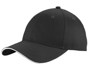 Unstructured Contrast Bill Cap