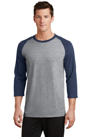 Raglan 3/4 Sleeve – PC55RS