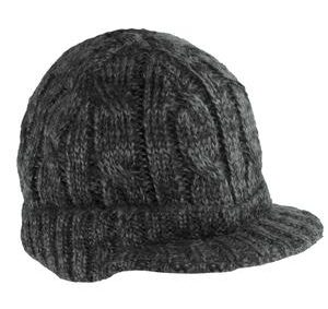 District Brimmed Beanie