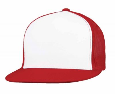 Yupoong Five-Panel Mesh Trucker – 6006