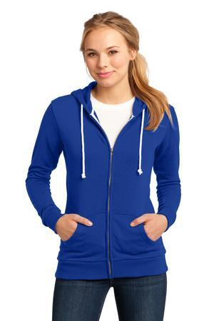 Juniors Core Fleece Zip-up Hoodie – DT290