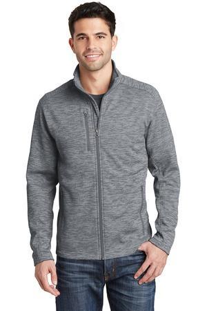 Digi Stripe Fleece Jacket – F231
