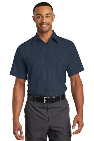 Red Kap Short Sleeve Work Shirt – SY60