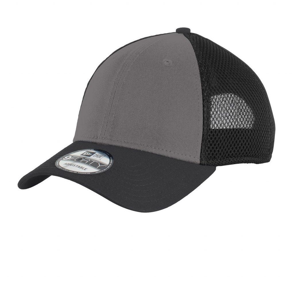New Era® – Snapback Contrast Front Mesh Cap