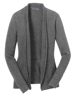 Everyday Ladies Open Front Cardigan Sweater