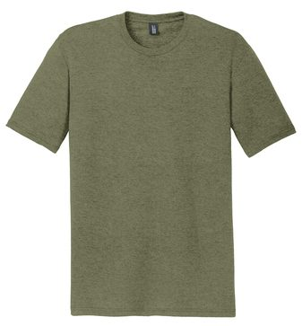 EcoGreen Men's Tri-Blend Crewneck T-Shirt