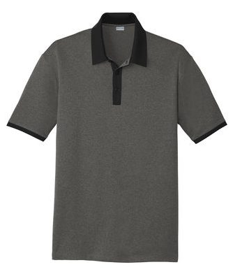 Sport Heather Contender™ Contrast Polo