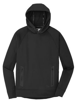 New Era Men's Tech Fleece Pullover Hoodie