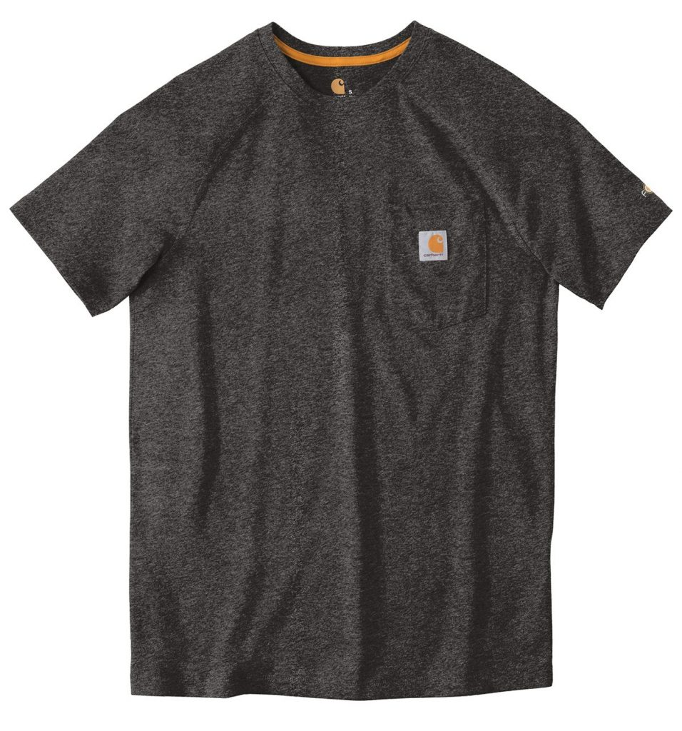 Carhartt Force ®Cotton Delmont Short Sleeve T-Shirt