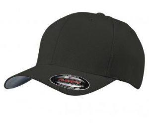 Solid color flexfit hat