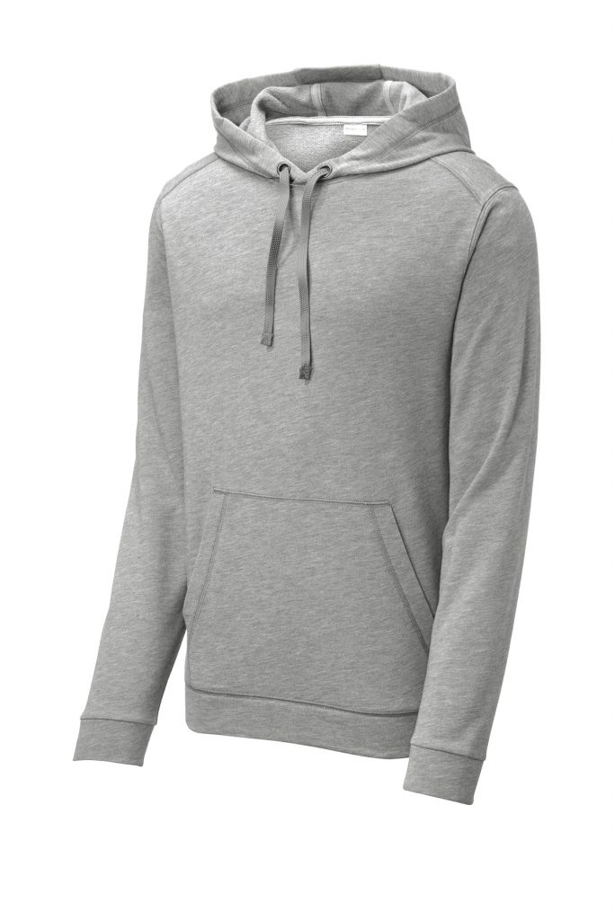 Sport Tri-Blend Wicking Fleece Hoodie